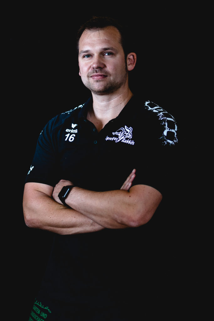 Torwart-Trainer: Philipp Bartel