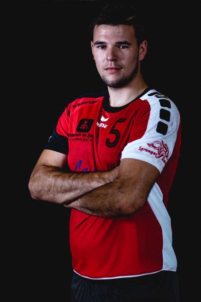 David Paulus, Kreisläufer